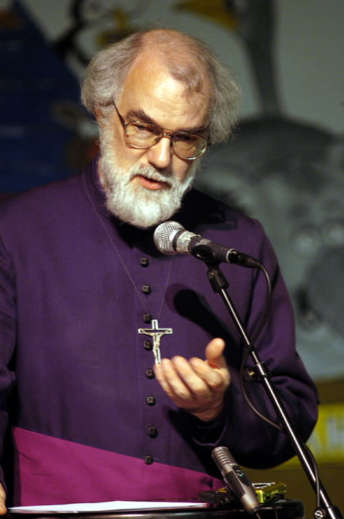 rowan13 Most Rev. Rowan Williams: A Feckless Leader