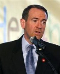 mike huckabee speech  Mike Huckabee Ties To Known Extremists Comes Under Scrutiny After Victory In Iowa