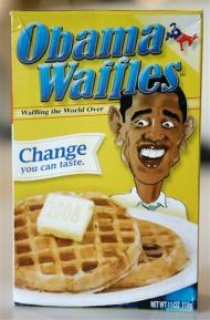 obamawaffles1 At FRCs Values Voter Summit, FRCs Value is Racism