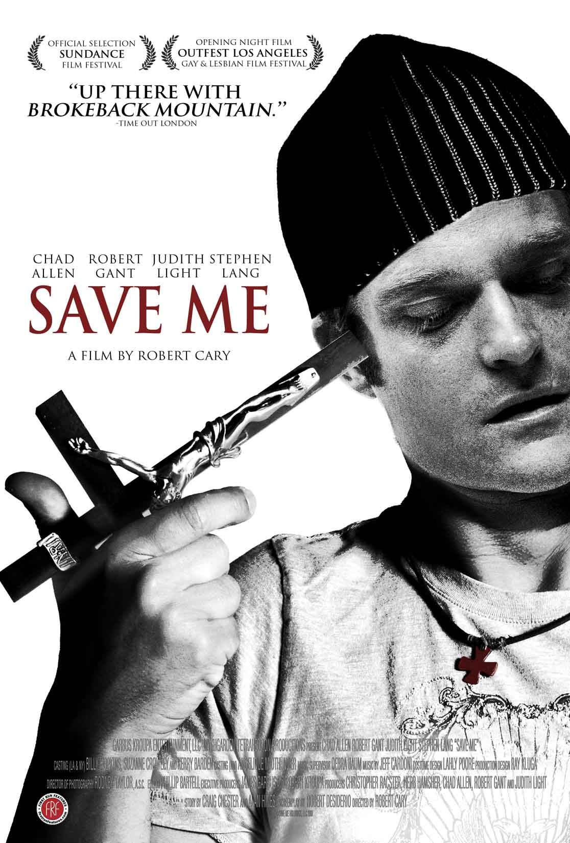 save me poster Preview: Exgay Themed Movie Save Me in Limited Release