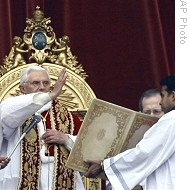 the pope Pope Decries Selfishness While Wearing Gold Robes