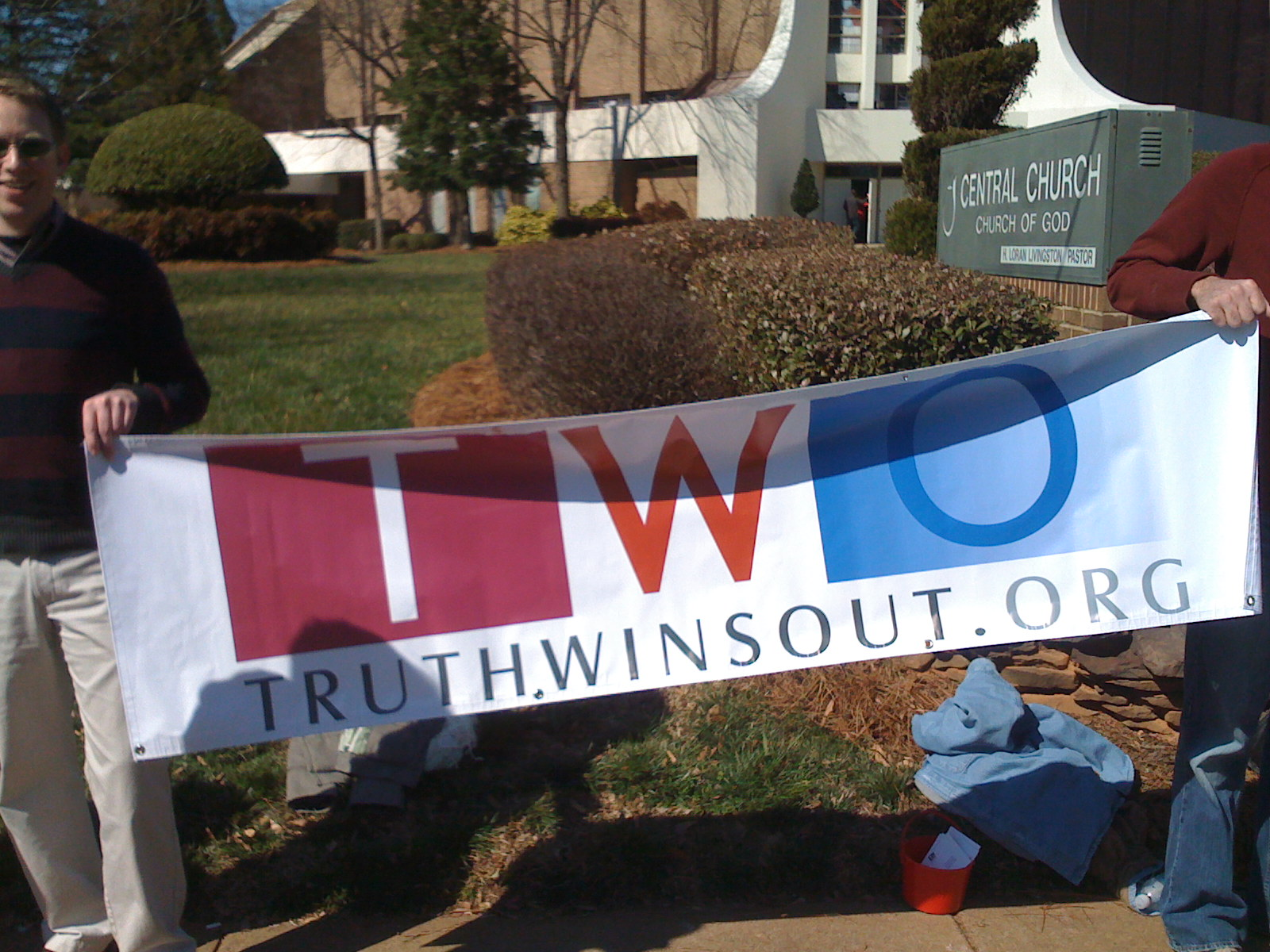 two banner TWO Joins North Carolina Coalition to Counter Infamous Ex Gay Road Show