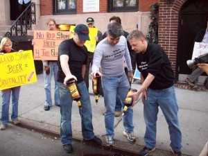 owner dump 300x225 Historic Jamaican Rum Dump at Stonewall Inn