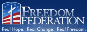 FreedomFederation 300x113 Exodus Ties Itself to Christian Rights War against Health Care Reform