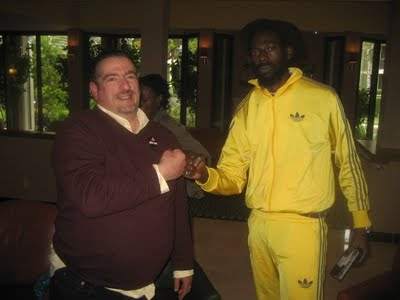 San Francisco Gays Meet With Jamaican Hate Singer BuJu Banton