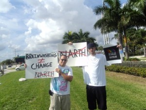 NARTH4 300x225 West Palm Beach Protest Against NARTH a Success