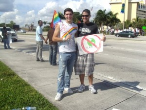 NARTH5 300x225 West Palm Beach Protest Against NARTH a Success