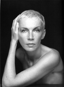 annie lennox hair style 219x300 Stigma of HIV/AIDS Returns to U.K. as Education Lags