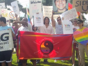 narth2 300x225 West Palm Beach Protest Against NARTH a Success