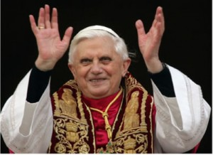 pope benedict1 300x218 The New GLBT Pope Problem