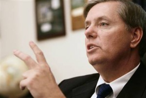 lindsey1 300x201 Sen. Lindsey Graham Says White House Engaged In Seedy Chicago Politics (As if South Carolina is Better)