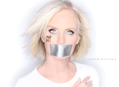 Cindy McCain Cindy McCain Poses for NOH8 Campaign, Looks Stunning