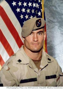 pat tillman 212x300 Focus on the Familys Survival On The Line With Tebow Ad