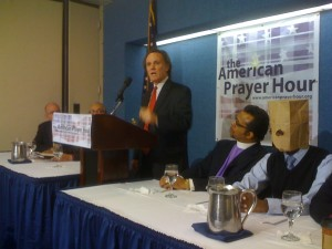 Frank S 300x225 Religious Leaders Announce Alternative to National Prayer Breakfast