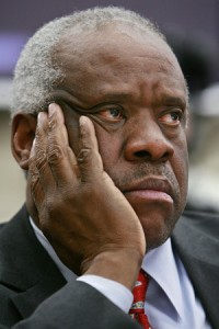 Thomas 200x300 Justice Clarence Thomas Is Incompetent and Useless