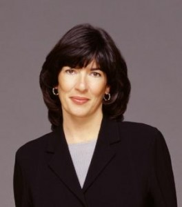 Christiane Amanpour 264x300 Christiane Amanpours Wisdom On Objectivity In The Media