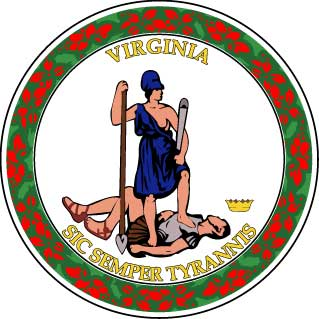 seal virginia Virginia Atty General Ken Cuccinelli Covers Up Booby On State Seal