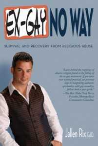 New Book Exposes Ex-Gay Industry