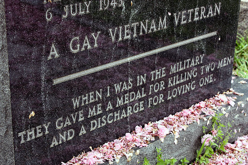 DADT Vietnam A Picture Fit for the End of This Day