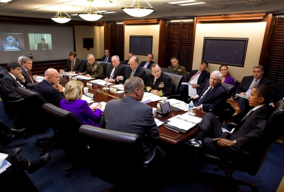 SitRoom Afghanistan 10 20 10PS 0257 Hillary Clinton Brought the Purple Yesterday