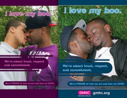 ilovemyboo 250x193 I Love My Boo Campaign Combats Homophobia on New York Subways