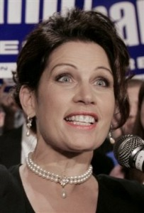 Bachmann 203x300 Proposed Marriage Amendment Compels Michele Bachmanns Lesbian Stepsister Speaks Out