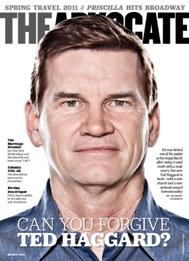 Ted H Can You Forgive Ted Haggard?