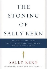 StoningSallyKern Sally Kern Writes Book About Being Stoned [UPDATED]