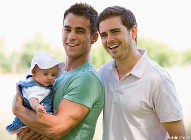 gayparents Americans More Comfortable With Same Sex Parents Than Single Parents