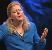janetporterpraying Wingnut Janet Porter Schedules Fetus to Testify On Ohio Abortion Bill