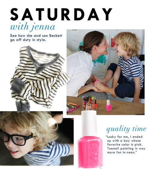 J Crew Ad1 Pink Nail Polish On Boy In Clothing Ad Sparks Fits of Wingnut Outrage