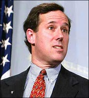 RickSantorumHeadshot Karen Santorum Says It Is Gods Will For Her Husband To Be National Joke