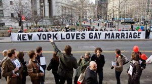 gay marriage newyork 300x166 Marriage Equality in New York Marks Turning Point
