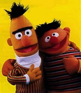 bert and ernie 259x300 Online Petition Stupid