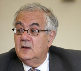 Frank Gay Icon Rep. Barney Frank to Retire