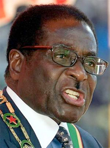 Mugabe Homophobia: A Mark of Loser Nations