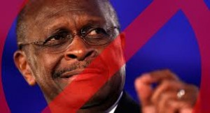 nocain 300x162 New Herman Cain Accuser Alleges 13 Year Affair; Cain Campaign Responds: Stay Out Of His Bedroom