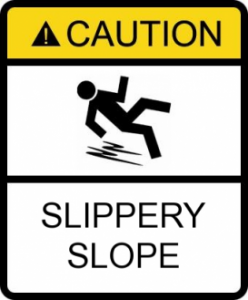 slippery 248x300 The Slope that Did Not Slip: Another Anti Gay Argument In The Trash Heap
