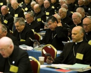usccb 300x240 U.S. Catholic Bishops Ignore Pressing Issues, Decide to Focus on Marriage Discrimination