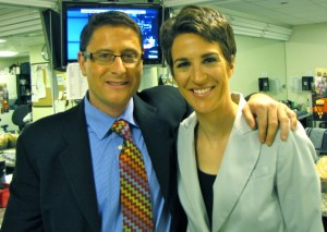 WayneRachel 300x213 Rachel Maddow Gives Kudos and Thanks to TWO