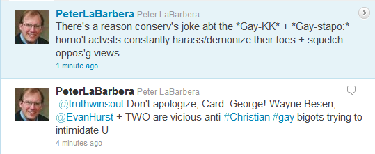 stupidhead Porno Pete Defends Cardinal George, Says TWO Is So Mean, You Guys