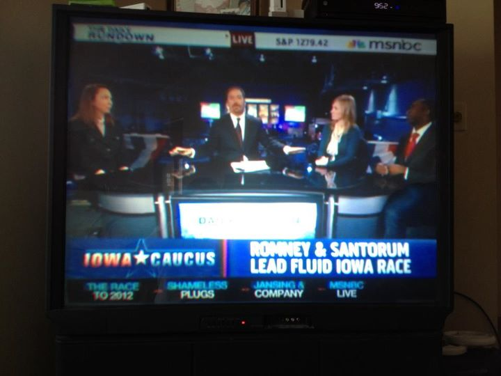 the newsies are so gross Here Is Your Gross Santorum Media Image Of The Day