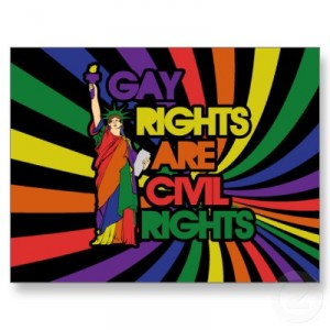 gay rights are civil rights 300x300 LGBT Rights Are Civil Rights