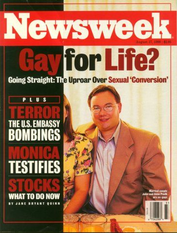 Newsweek 726254 Commentary: Still the Iconoclast, Dr. Robert Spitzer Renounces His Infamous 'Ex Gay' Study