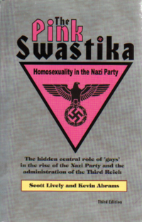 Pink Swastika Press Conference in Oklahoma City On Thursday To Shine Spotlight On Notorious Holocaust Revisionist and Hate Group Leader Scott Lively