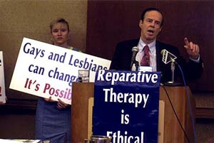 Spitzer Breaking News: TWO Applauds Dr. Robert Spitzer For Renouncing Infamous 'Ex Gay' Study