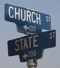 church state Seattle Bishops Ask Churches to Collect Signatures for Anti Marriage Amendment
