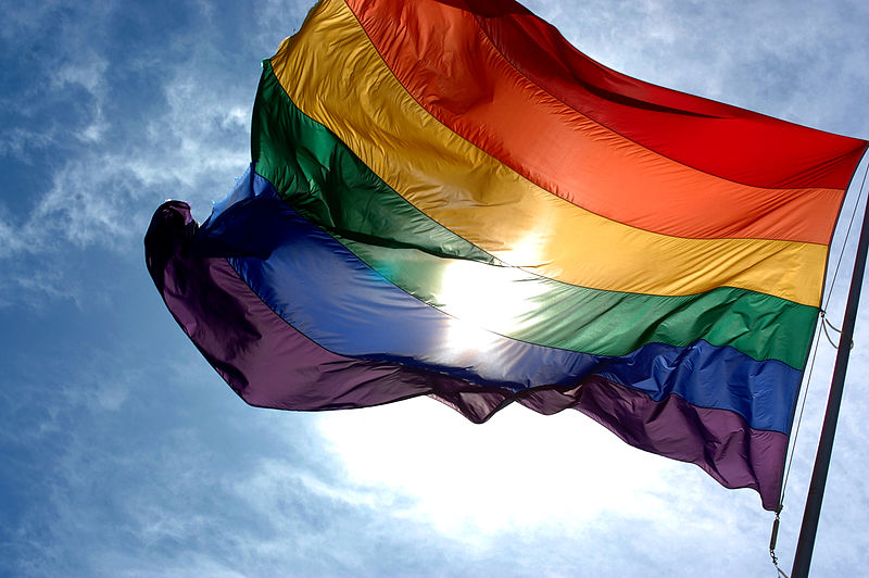 rainbow flag Pastor Ken Hutcherson Wants Rainbow Back From Gays