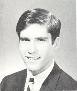 Mitt Romney Senior Photo Cranbrook School 65 253x300 Mitt Romney, Anti Gay Bully