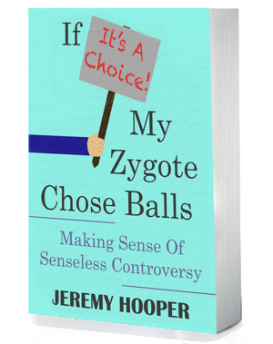 if its a choice Good As Yous Jeremy Hooper to Release His First Book